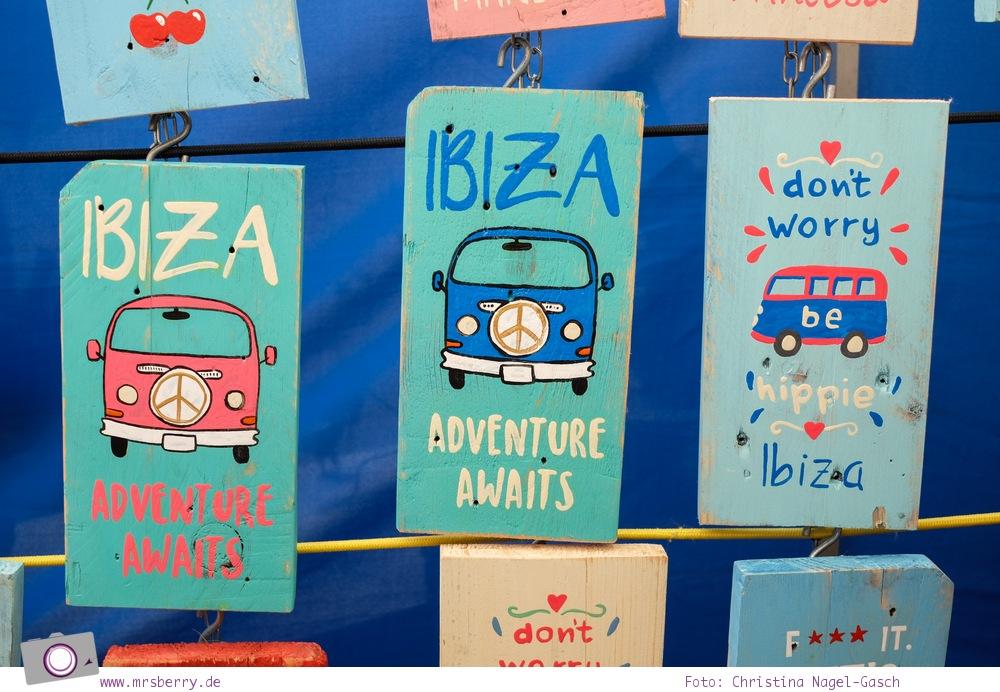 Ibiza mit Kindern - Reisebericht mit Tipps für die Region Santa Eularia: Hippiemarkt Las Dalias in Sant Carles