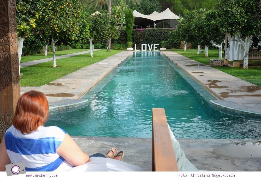 Ibiza mit Kindern - Reisebericht mit Tipps für die Region Santa Eularia: Wellness im Landhotel Atzaro