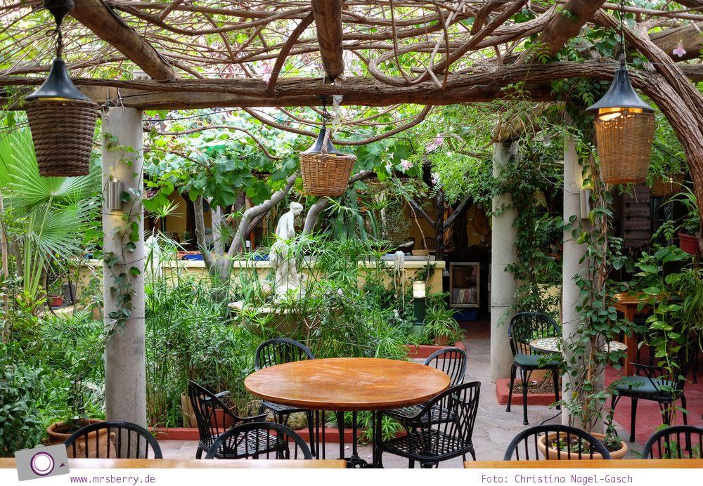 Ibiza mit Kindern - Reisebericht mit Tipps für die Region Santa Eularia: Restaurant Ca Na Ribes