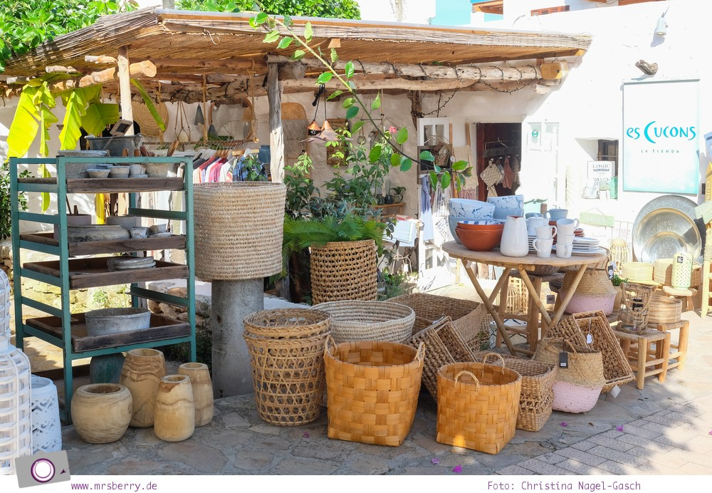 Ibiza mit Kindern - Reisebericht mit Tipps für die Region Santa Eularia: Santa Gertrudis de Fruitera