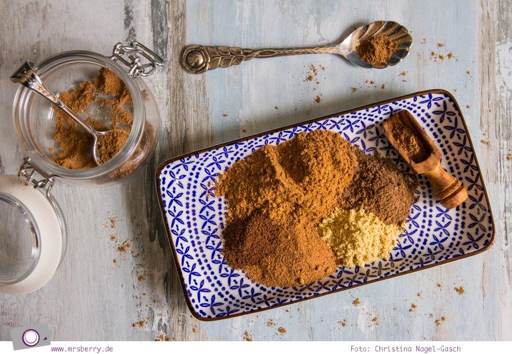 Rezept für Pumpkin Spice Gewürz selber machen