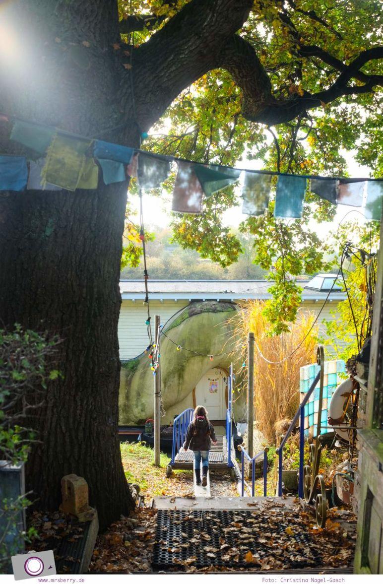 Das andere Holland - 48 Stunden in Gelderland: Biennale Gelderland 2016 - Künstler Hausboot in Arnheim
