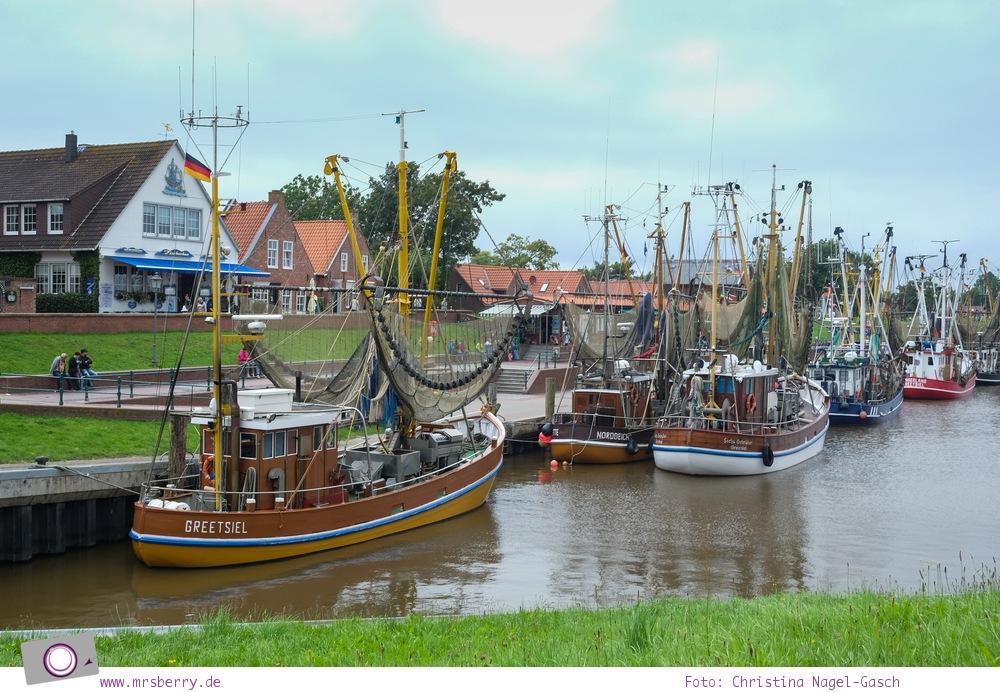 Norddeich: 16 Freizeittipps für Familien an der Nordsee -  Greetsiel