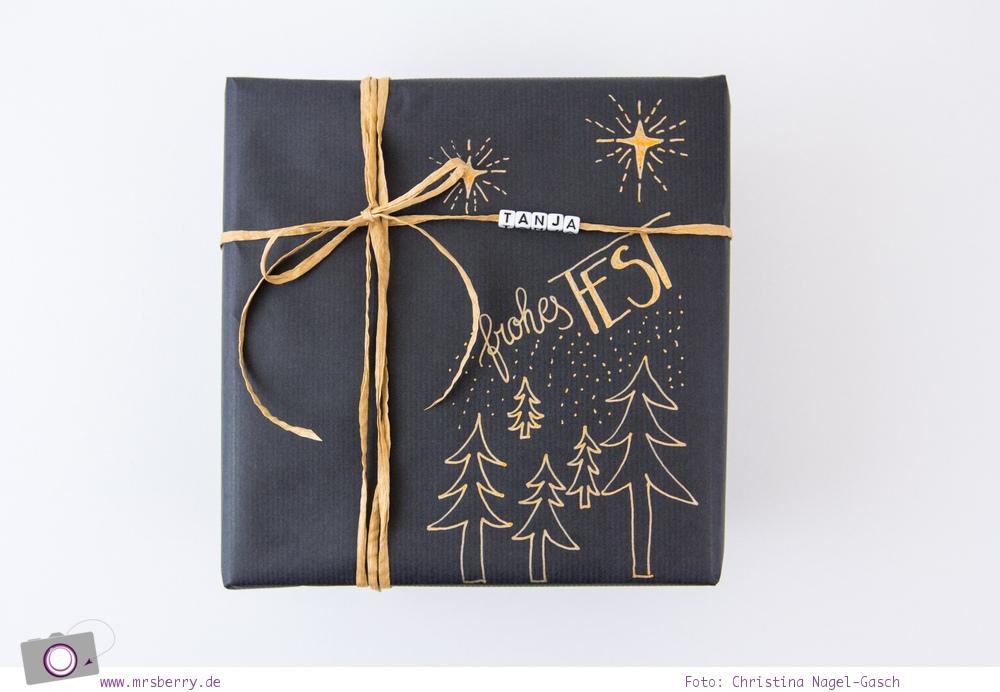 geschenke sch n verpacken mit kraftpapier mrsberry leben und reisen mit kind. Black Bedroom Furniture Sets. Home Design Ideas