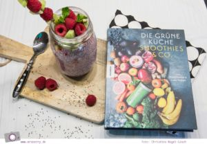 Buch Tipp: 5 gesunde Kochbücher - Die Grüne Küche, Smoothies & Co.