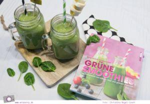 Buch Tipp: 5 gesunde Kochbücher - Grüne Smoothies