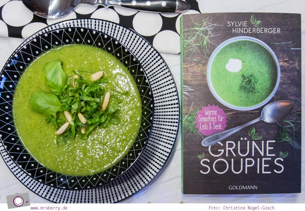 Buch Tipp: 5 gesunde Kochbücher - Grüne Soupies