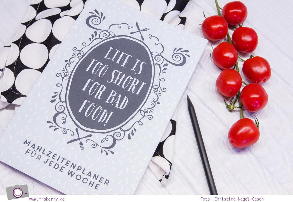 Buch Tipp: 5 gesunde Kochbücher - Mahlzeitenplaner