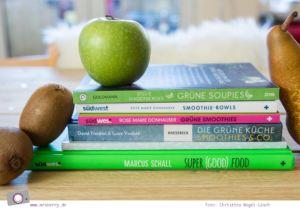 Buch Tipp: 5 gesunde Kochbücher - Superfood, Smoothies & Co.