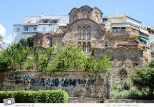 Griechenland: Sehenswürdigkeiten in Thessaloniki - ein Stadtrundgang in 4 Stunden: Kirche des Heiligen Pandeleimon