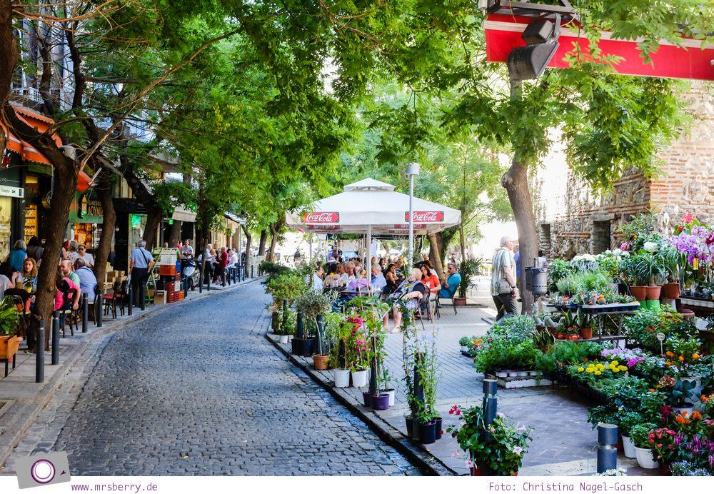 Griechenland: Sehenswürdigkeiten in Thessaloniki - ein Stadtrundgang in 4 Stunden: Marktviertel und Markthalle