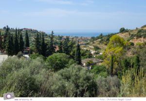 MrsBerry.de | Urlaub in Griechenland, Chalkidiki: Rundfahrt auf Sithonia - Agios Nikitas