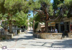 MrsBerry.de   Urlaub in Griechenland, Chalkidiki: Rundfahrt auf Sithonia - Nikiti