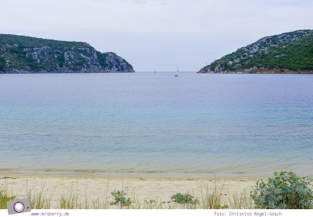 MrsBerry.de | Urlaub in Griechenland, Chalkidiki: Rundfahrt auf Sithonia - Porto Koufo