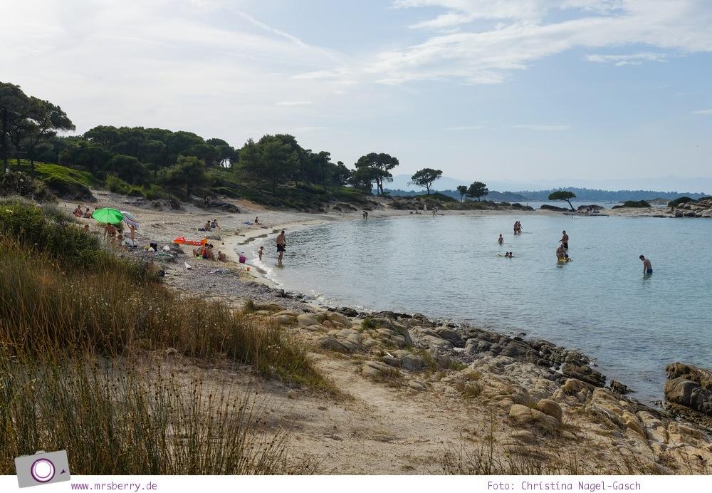 MrsBerry.de | Urlaub in Griechenland, Chalkidiki: Rundfahrt auf Sithonia - Vourvourou