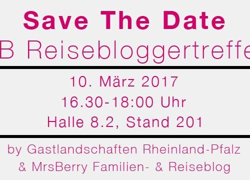 ITB Reisebloggertreffen – let's meet in Berlin #RBITB