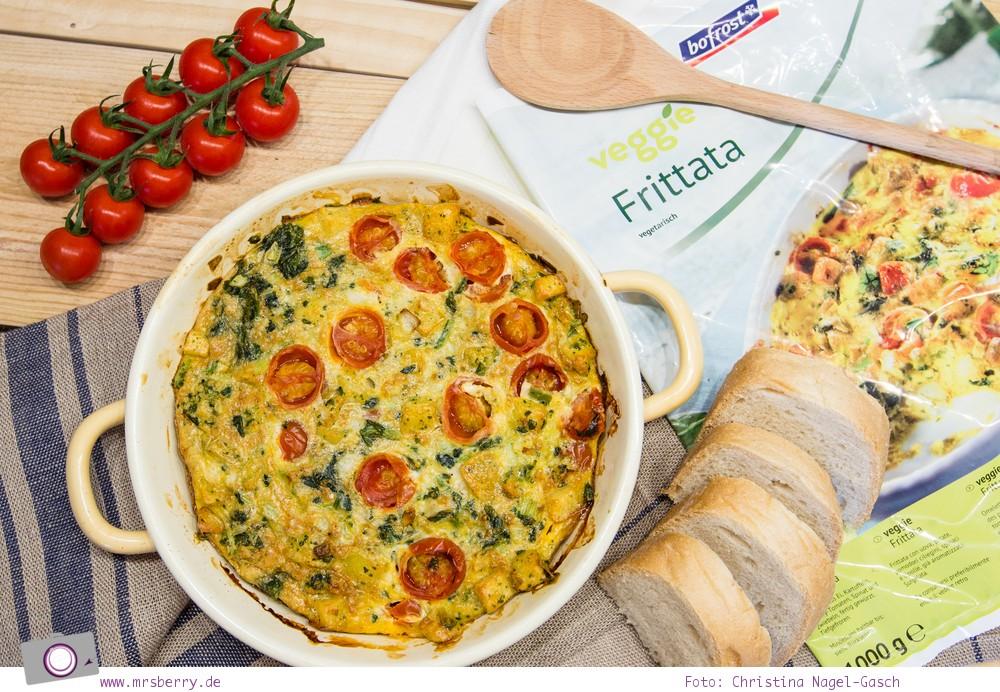 MrsBerry Meal Planning | Veggie Frittata