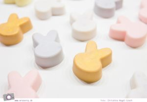 DIY zu Ostern | Osterhasen-Seife selber machen | MrsBerry Familien- & Reiseblog https://mrsberry.de/