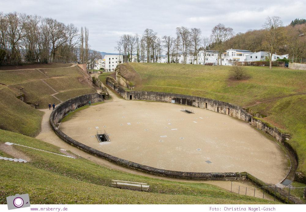 MrsBerry.de in Trier: 10 Sehenswürdigkeiten & Tipps für Deutschlands älteste Stadt - Amphitheater