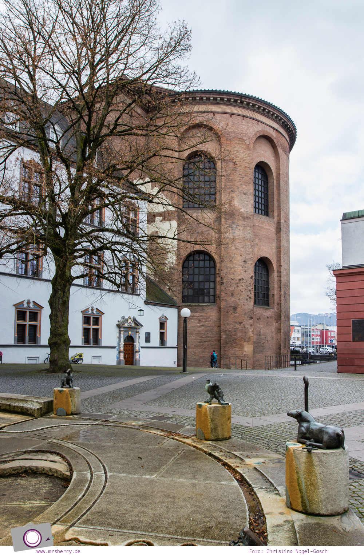 MrsBerry.de in Trier: 10 Sehenswürdigkeiten & Tipps für Deutschlands älteste Stadt - Konstantinbasilika