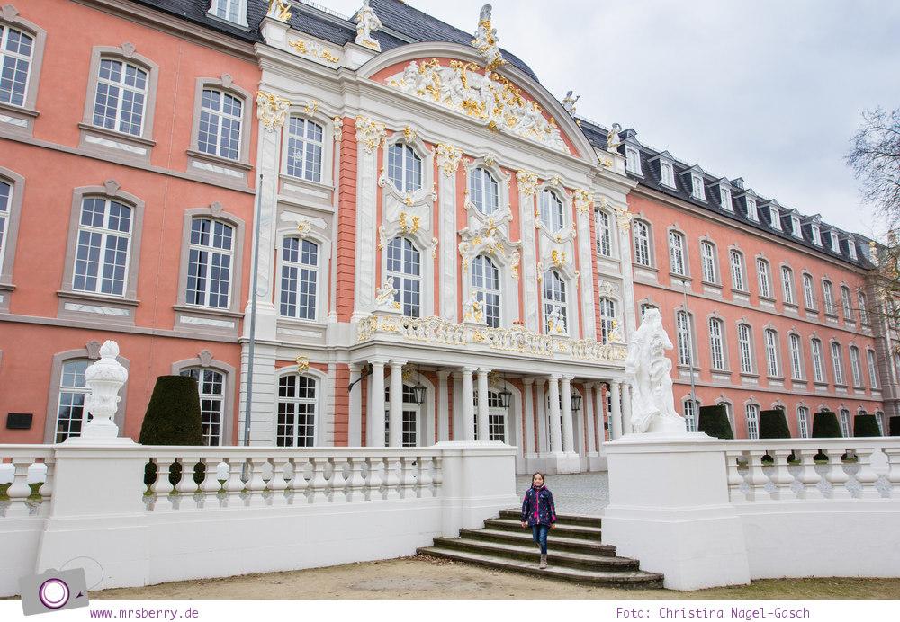 MrsBerry.de in Trier: 10 Sehenswürdigkeiten & Tipps für Deutschlands älteste Stadt - Kurfürstliches Palais
