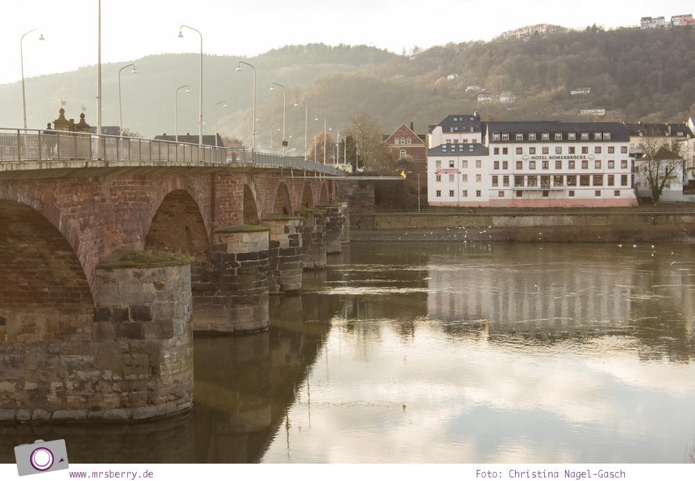 MrsBerry.de in Trier: 10 Sehenswürdigkeiten & Tipps für Deutschlands älteste Stadt - Römerbrücke