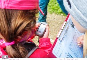 Familienurlaub in Kärnten - Feriendorf Kirchleitn mit Ranger Tagen für Kinder: GPS Suche für Kinder [Österreich, Wandern im Nockberge Nationalpark]