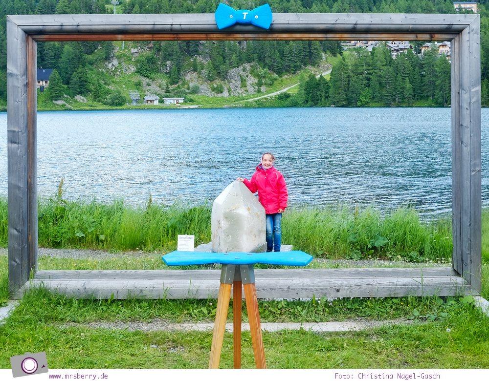 Steiermark mit Kind - Urlaub im Seehotel Jägerwirt auf der Turracher Höhe am Turracher See: Bergkristall am Turracher See
