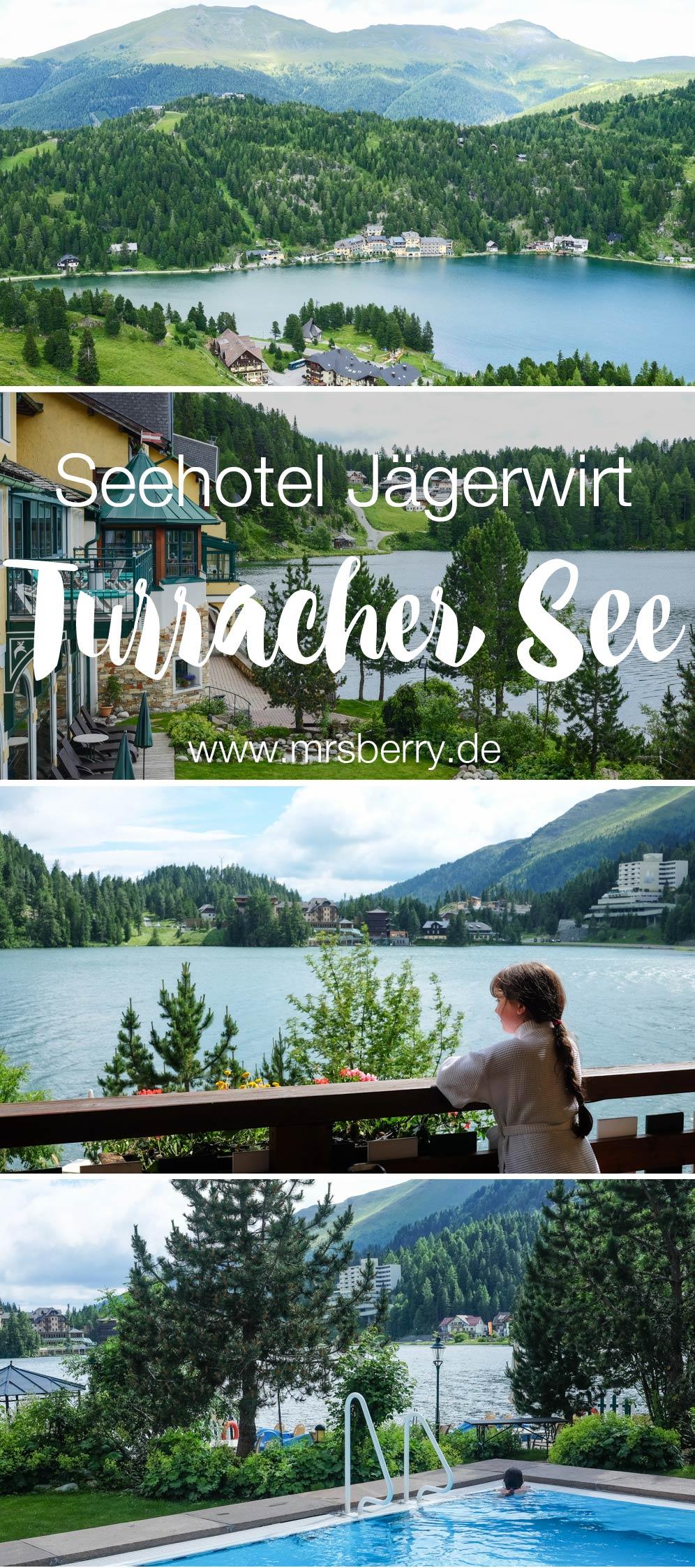 Urlaub am Turracher See mit Kind - im familienfreundlichen Romantik Seehotel Jägerwirt auf der Turracher Höhe