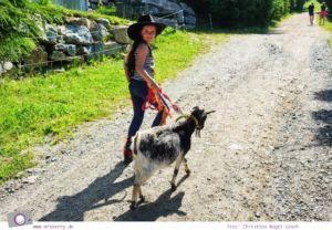 Urlaub Zirbitzkogel in der Steiermark - Wandern mit Kind und Hund | Familien-Wanderung der Tonnerhütte am Zirbitzkogel