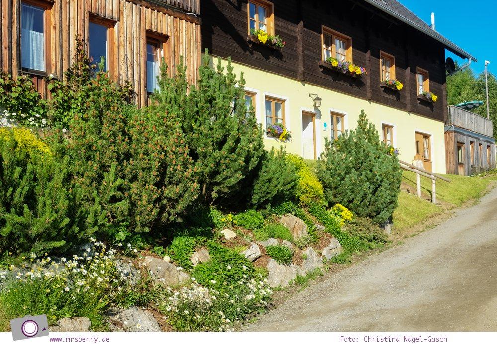 Urlaub Zirbitzkogel in der Steiermark - Wandern mit Kind und Hund | Tonnerhütte