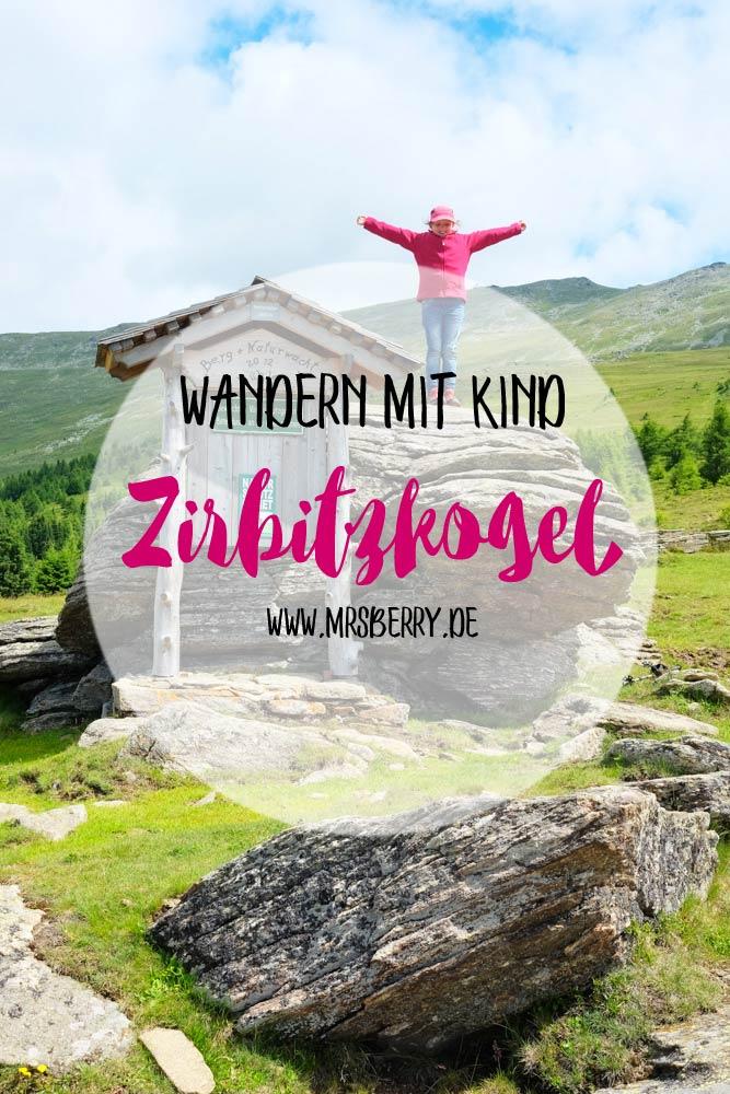 Urlaub am Zirbitzkogel in der Steiermark - Wandern mit Kind und Hund