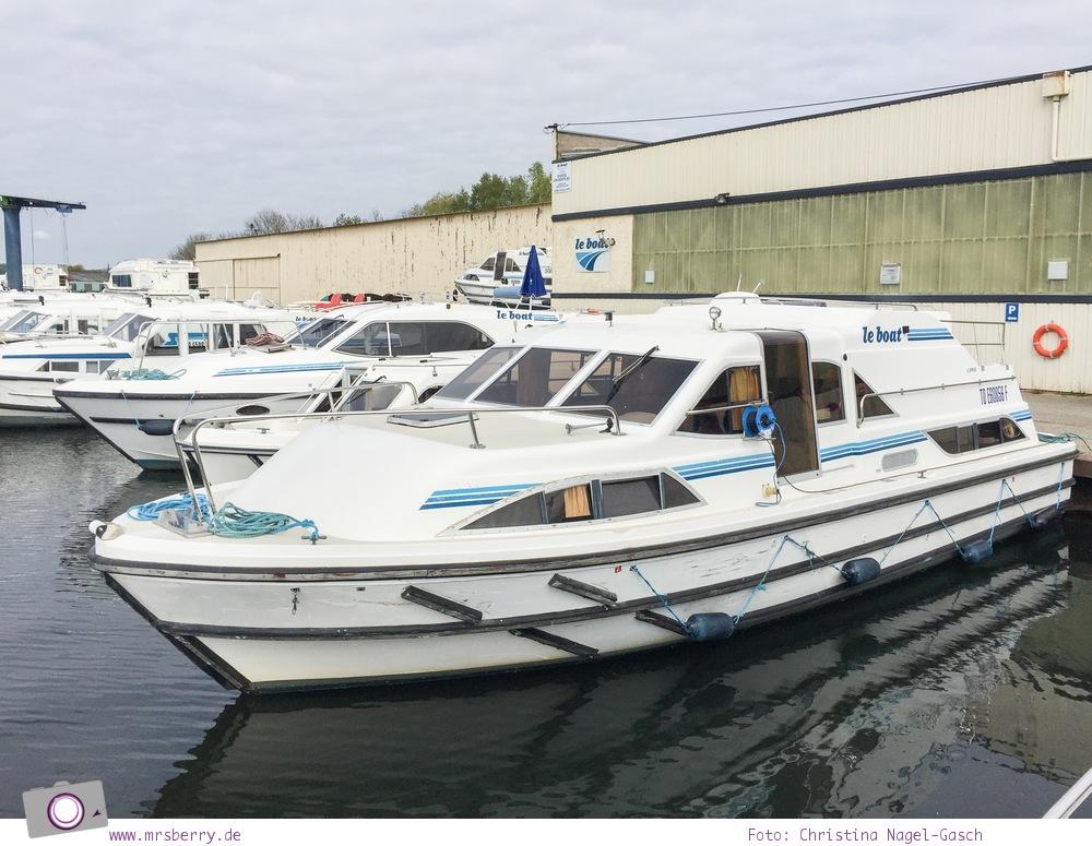 Hausbooturlaub in Frankreich: aus dem Rhein-Marne-Kanal in Elsass-Lothringen | Unser Hausboot in der le boat Basis in Hesse.