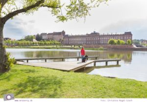 Hausbooturlaub mit Kind in Frankreich: auf dem Rhein-Marne-Kanal in Elsass-Lothringen
