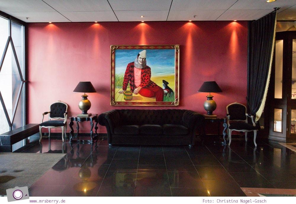 Tipps für ein Wochenende im Frühling in Holland mit Kind und Hund - vom Meer in Noordwijk und Tulpen im Keukenhof: Unser Zimmer im Grand Hotel Huis ter Duin