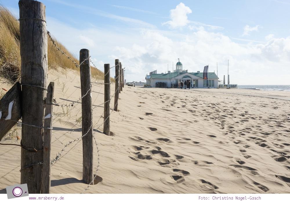 Tipps für ein Wochenende im Frühling in Holland mit Kind und Hund - vom Meer in Noordwijk und Tulpen im Keukenhof: Just Relax - ein Tag am Strand