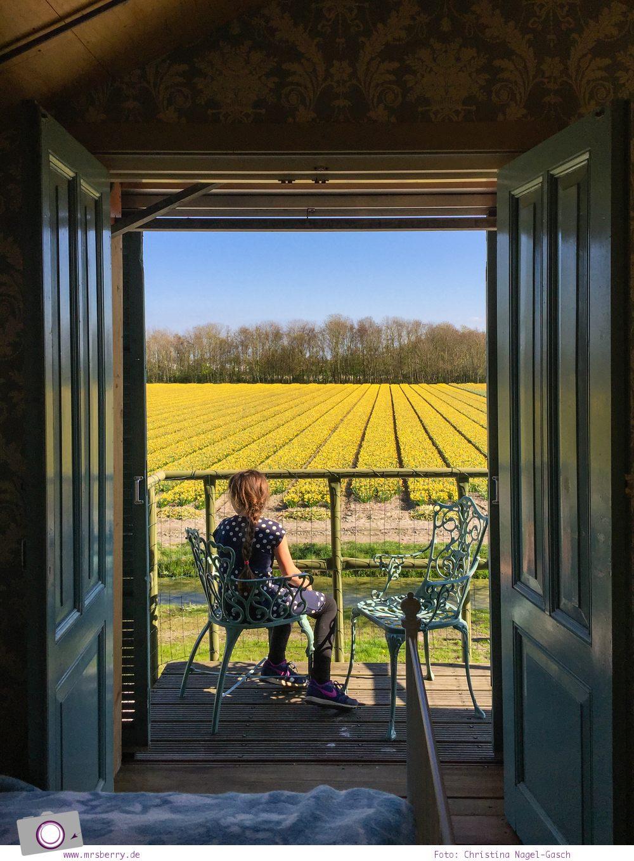 Tipps für ein Wochenende im Frühling in Holland mit Kind und Hund - vom Meer in Noordwijk und Tulpen im Keukenhof: Ausflug zur Gärtnerei Noordwijk Buiten