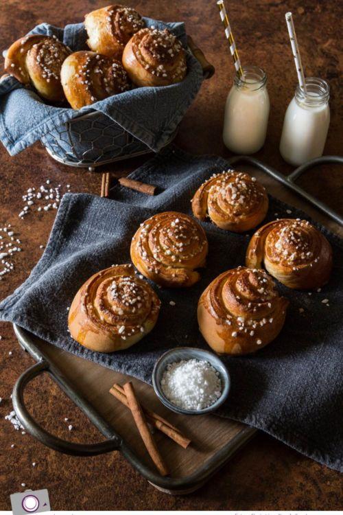Rezept für Zimtschnecken mit einer Prise Fernweh nach Schweden und Fika