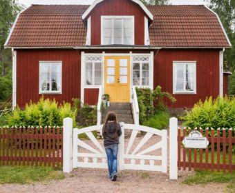 Schweden mit Kindern - Tipps für Småland in Südschweden: Ausflug zu Astrid Lindgrens Michel aus Lönneberga