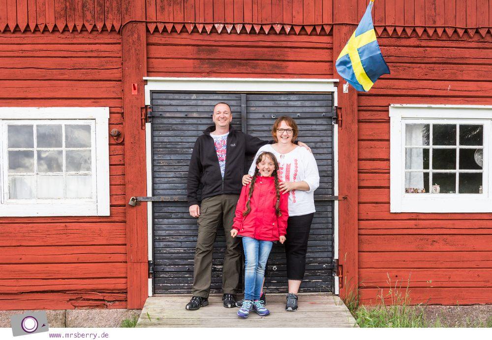 Schweden mit Kindern - Tipps für Småland in Südschweden: Ausflug zu Astrid Lindgrens Bullerbü