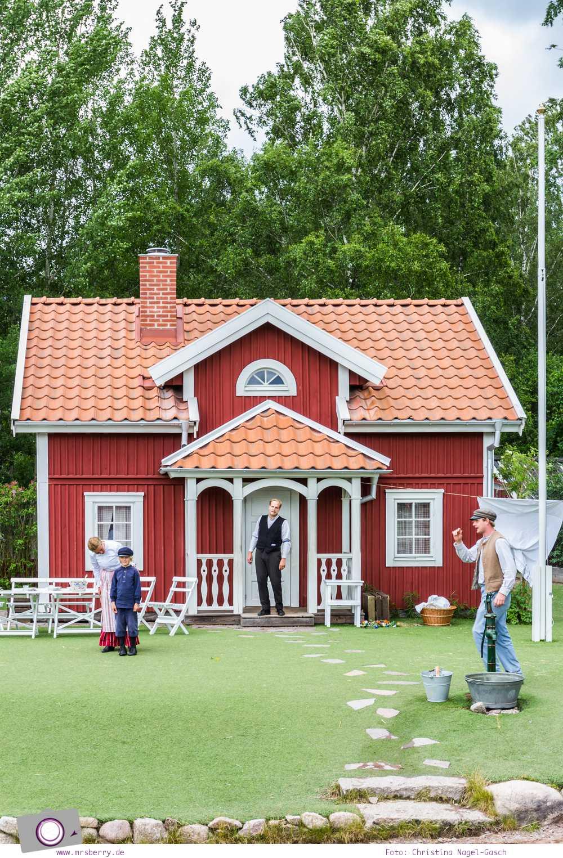 Schweden mit Kindern - Tipps für Småland in Südschweden: Ausflug zu Astrid Lindgrens Welt