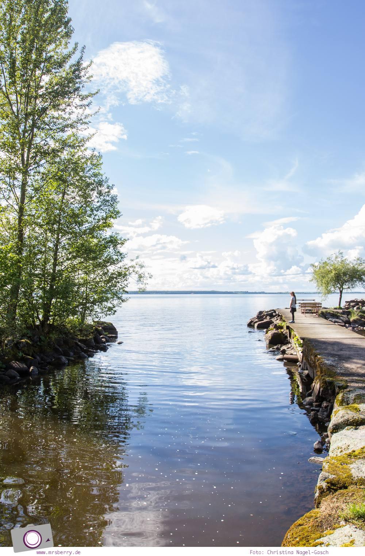 Schweden mit Kindern - Tipps für Småland in Südschweden: Ausflug zum Naturschutzgebiet Västana