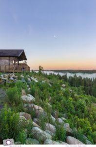 Urlaub in Schweden   im idyllischen Ferienhaus in Smaland - in Vetlanda am Brunnshult-Stausee