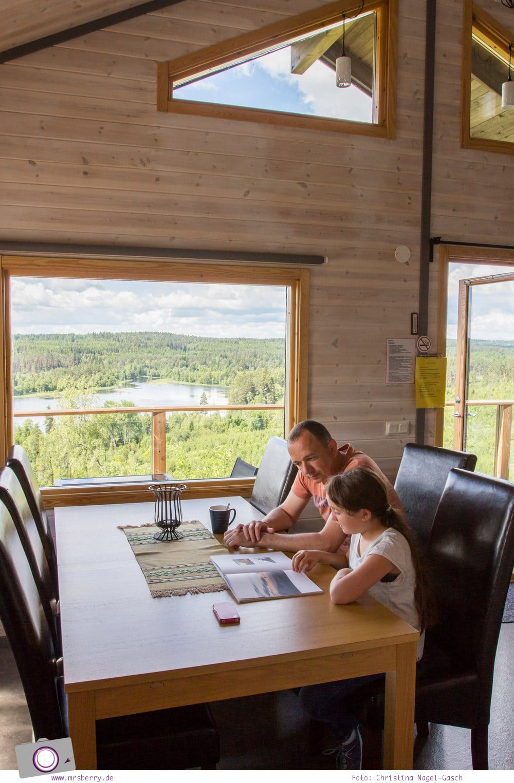 Urlaub in Schweden | im idyllischen Ferienhaus in Smaland - in Vetlanda am Brunnshult-Stausee