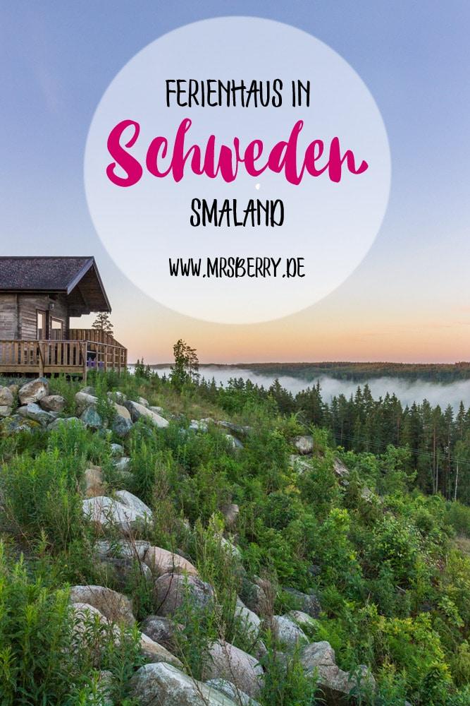 Urlaub in Schweden | Familienurlaub im idyllischen Ferienhaus in Smaland - in der Region Vetlanda am Brunnshult-Stausee | Diesen und weitere Reisetipps für Schweden findest du im MrsBerry Familien-Reiseblog