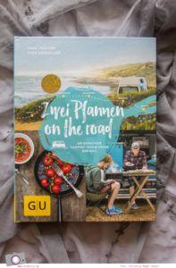 MrsBerry's Sommer Lieblinge - meine Lieblingsdinge die mich diesen Sommer begleiten und glücklich machen - aus dem Bücherregal: Zwei Pfannen on the Road aus dem GU Verlag
