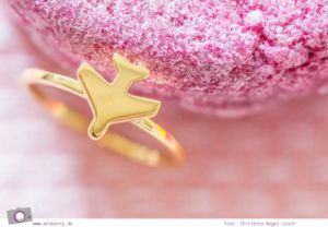 MrsBerry's Sommer Lieblinge - meine Lieblingsdinge die mich diesen Sommer begleiten und glücklich machen - Juwelery von Stilnest - Airplane Ring