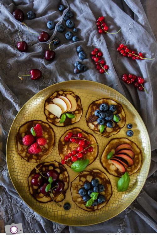 Bananen Pancakes Rezept – lecker, nicht nur zum Frühstück