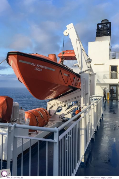 Fähre nach Schweden: mit TT-Line von Travemünde nach Trelleborg