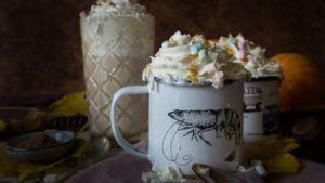 Rezept Pumpkin Spice Sirup und Pumpkin Spice Latte von MrsBerry.de